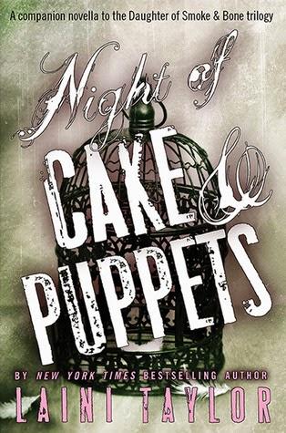 Reseña: Noche de tarta y marionetas - Laini Taylor