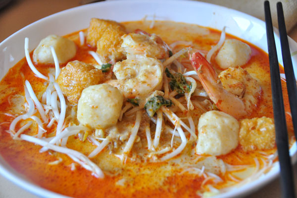best curry mee laksa recipe paste