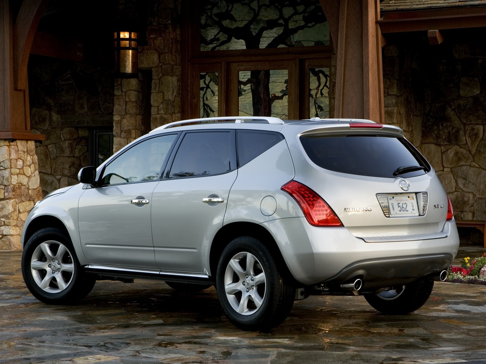 2007 nissan murano pictures. Black Bedroom Furniture Sets. Home Design Ideas