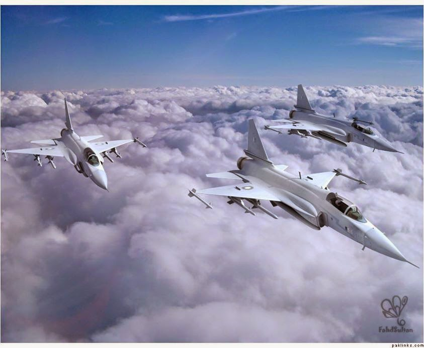JF-17 Thunder FC-1 Multirole Fighter Aircraft