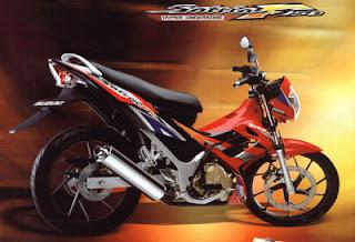 Harga Motor Bekas 2013 (Terbaru)