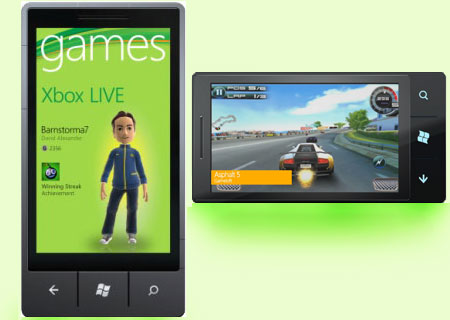 Top 10 Most Popular Games for Windows Phone 7 in 2012