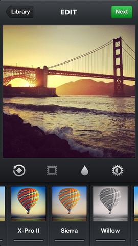 Instagram Free Photo & video iphone applications