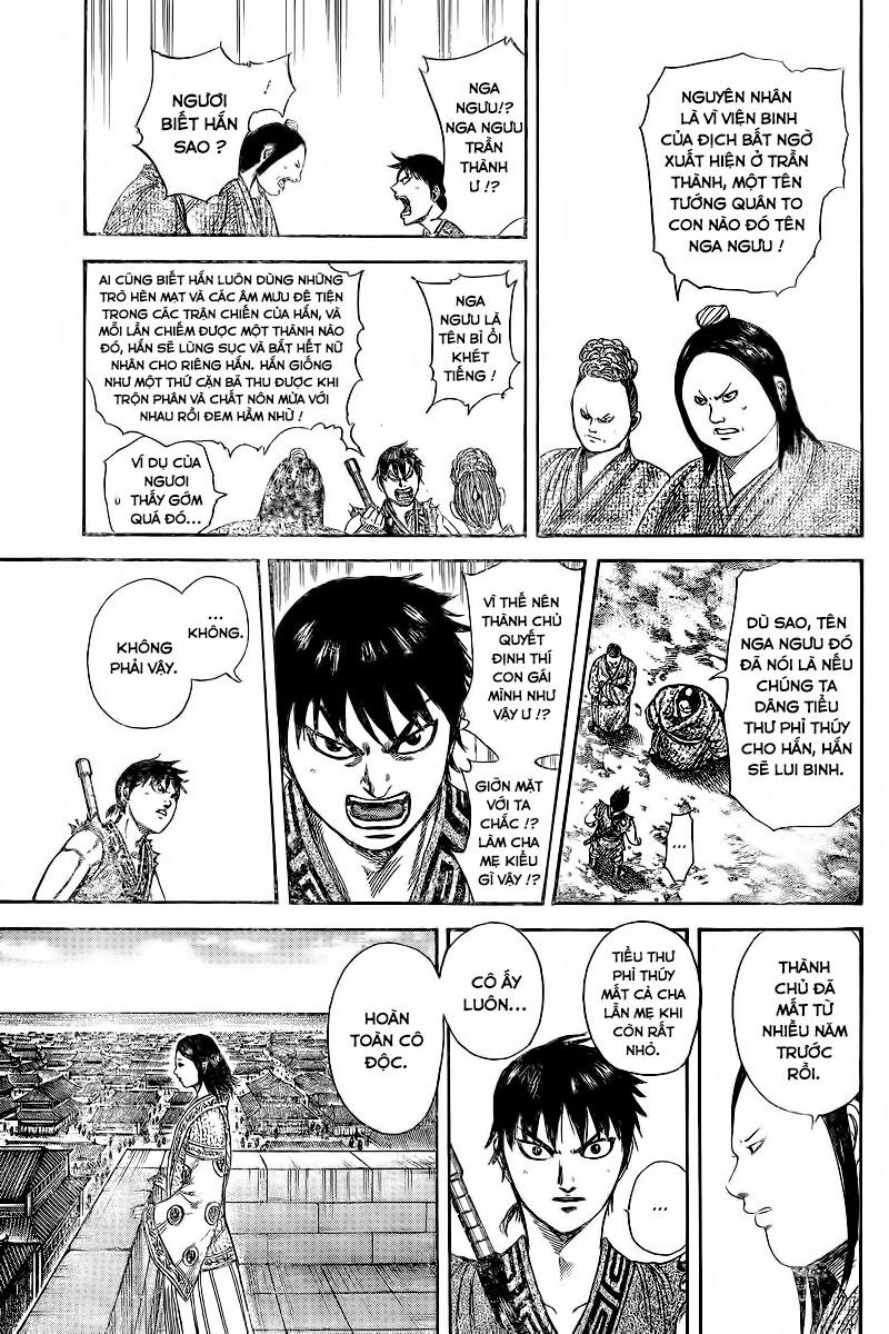 Kingdom – Vương Giả Thiên Hạ (Tổng Hợp) chap 250.5 page 14 - IZTruyenTranh.com