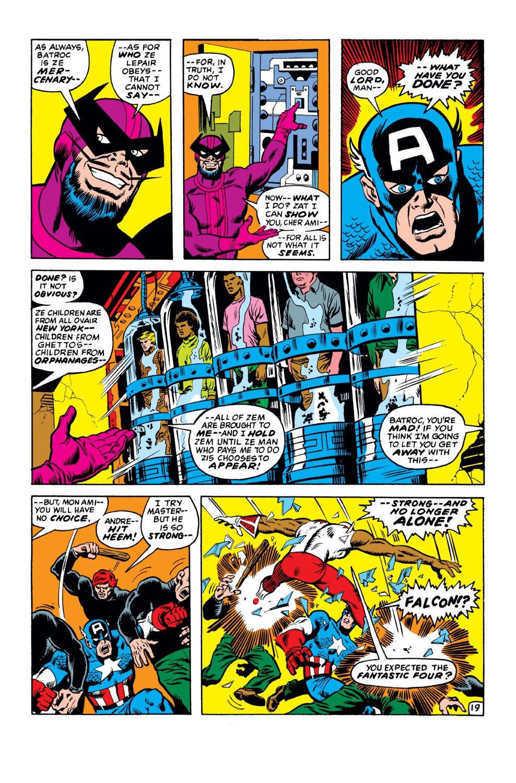 Captain America (1968) Issue #149 #63 - English 20