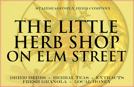 Star Dragonfly Herbals - The Little Herb Shop on Elm Street