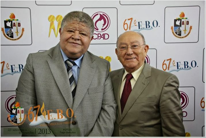 Pr Eliel e Pr Jose Wellington