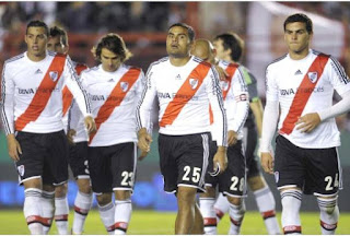 Lanus goleó a River Plate 5 a 1
