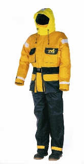 Mullion Aquafloat Supreme Floatation Suit