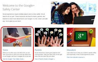 Google+ podrá ser usado por menores de edad