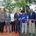Alcalde Roberto Salcedo devuelve al DN el esplendor de los parques y plazas.