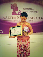 Special Award Kartini Next Generation 2014