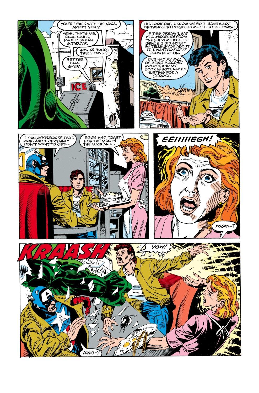 Captain America (1968) Issue #398 #331 - English 11