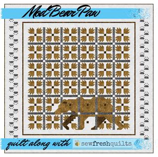 Mod Bear Paw QAL