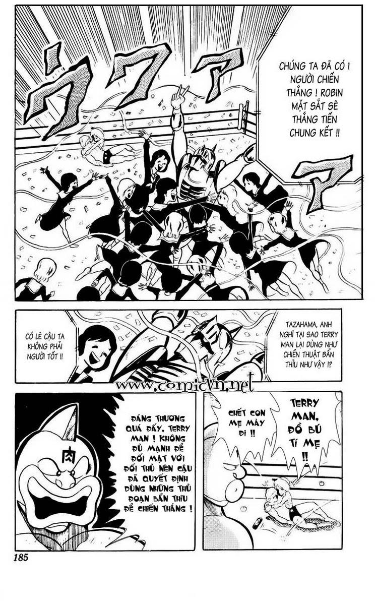 Kinniku Man Chap 41 - Next Chap 42