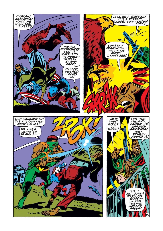 Captain America (1968) Issue #134 #48 - English 15