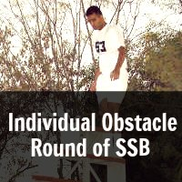 Individual Obstacle Round of SSB
