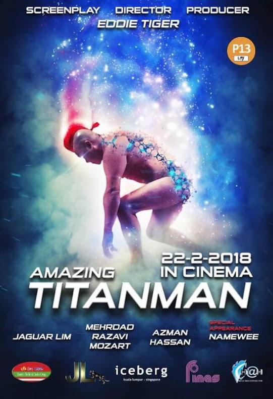 22 FEBRUARI 2018 - AMAZING TITANMAN (MANDARIN)