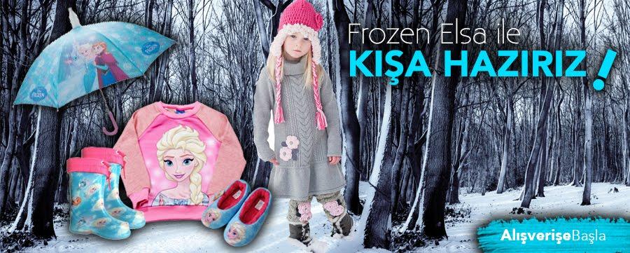 Frozen ile Kış