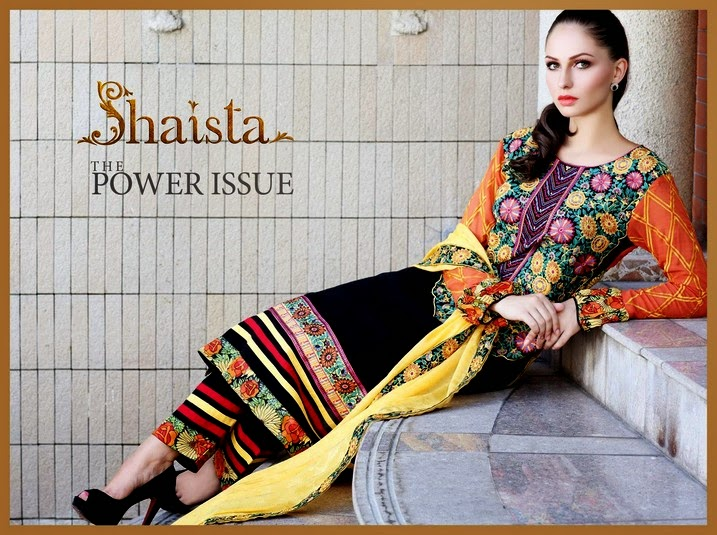 Shaista EID Collection 2014