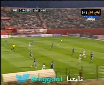 شاهد اهداف مبارة الزمالك 3-2 الفتح الرباطي || كأس الاتحاد الافريقى