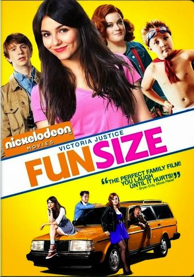 Quái Chiêu - Fun Size (2012) Poster