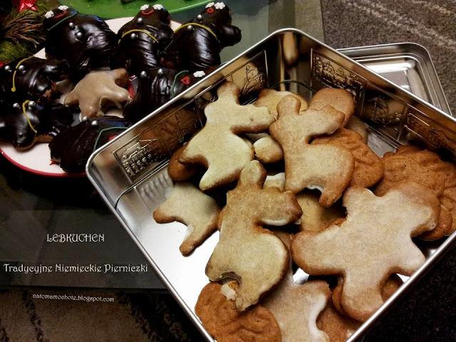 Lebkuchen - Tradycyjne Niemieckie Pierniczki