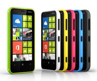 Nokia Lumia 620, Smartphone Termurah Dengan OS Windows 8