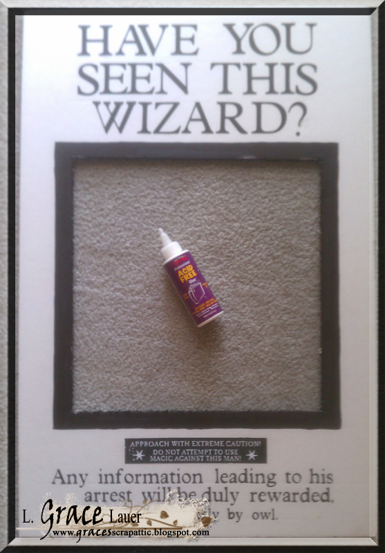 Have you seen this wizard poster template