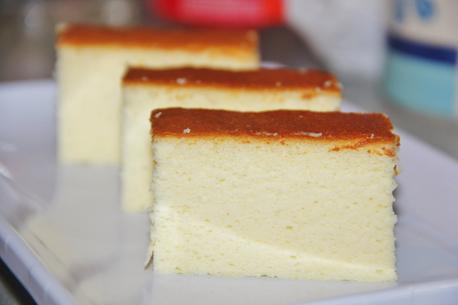 Jess-KITCHEN-Lab: Japanese Cotton Cheesecake II