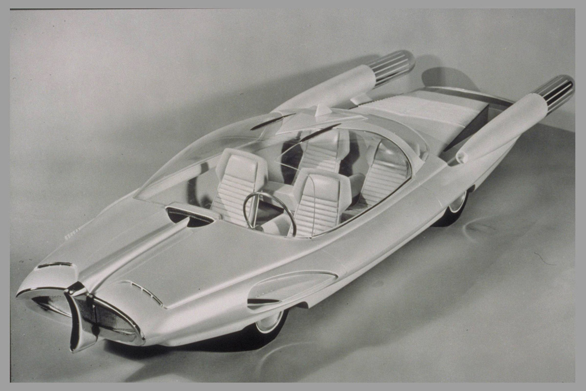 1958 Ford X2000