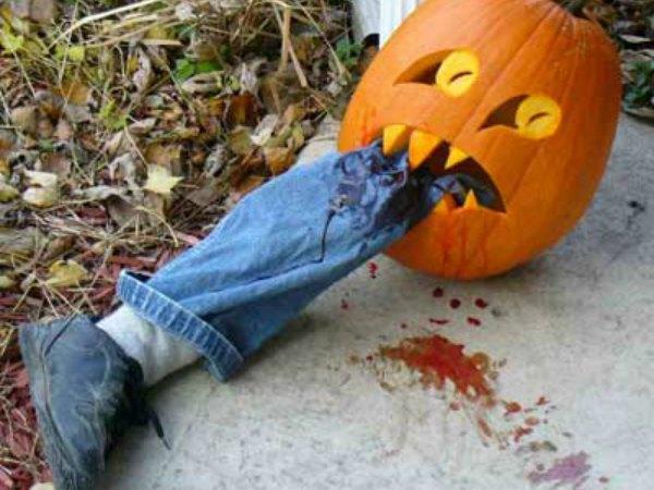 11 ideas para decorar calabazas de Halloween Trucos de bricolaje