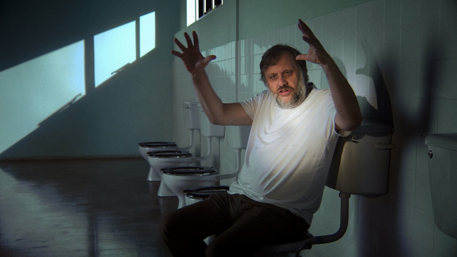 TrustMovies: Slavoj Zizek & Sophie Fiennes' THE PERVERT'S ...