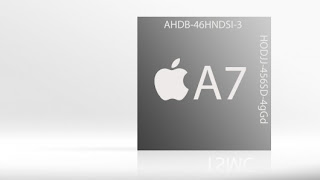 iPhone 5S event on September 10 A7 Chip