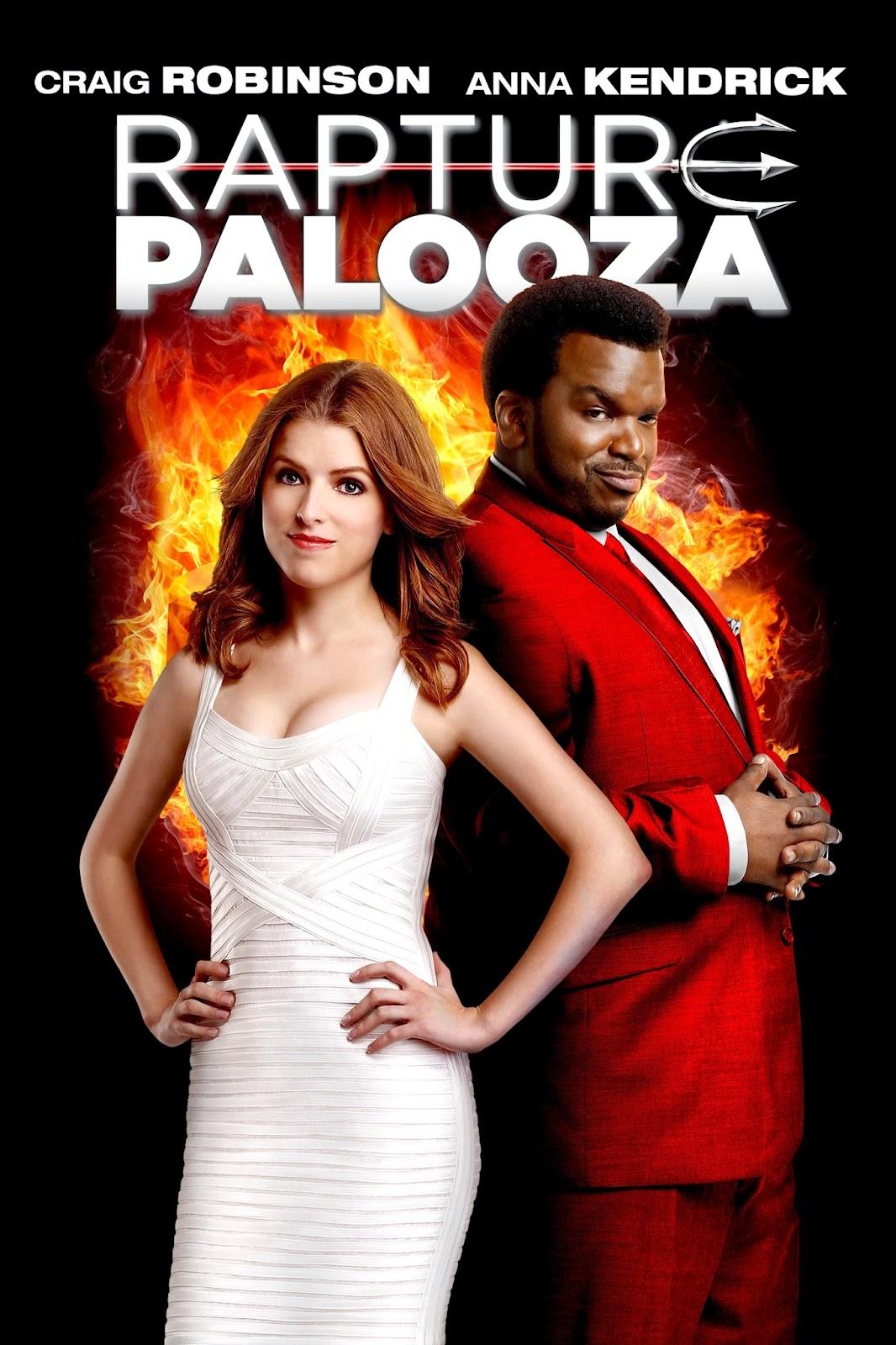 Rapture Palooza Poster