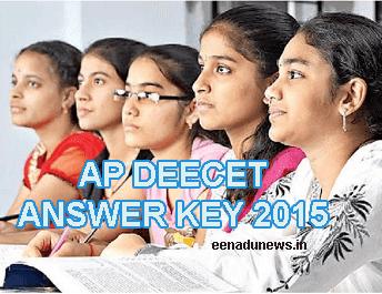 AP DEECET Answer Key 2015, DEECETAP 23rd August 2015 Key, Eenadu Sakshi AP DIETCET 2015 Booklet Question Paper Download deecetap.cgg.gov.in Official Key 2015, Andhra Pradesh DIETCET Solved Paper Set A, B, C. AP DEECET (TTC) Exam Key 2015, AP DIETCET Paper-I Answer key 2015, AP DEECET Question Paper Key 2015