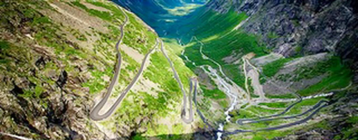 10 Jalan Raya Paling Berbahaya di Berbagai Belahan Dunia