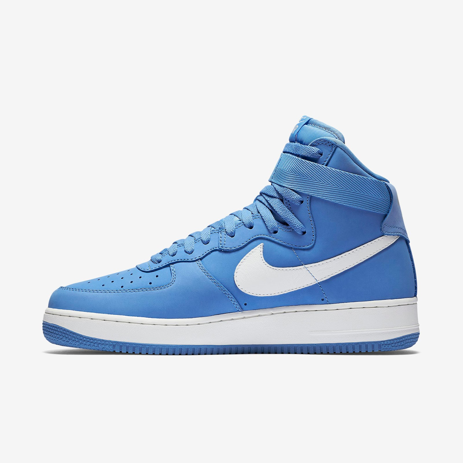 ajordanxi your 1 source for sneaker release dates nike air force 1 high retro qs university. Black Bedroom Furniture Sets. Home Design Ideas
