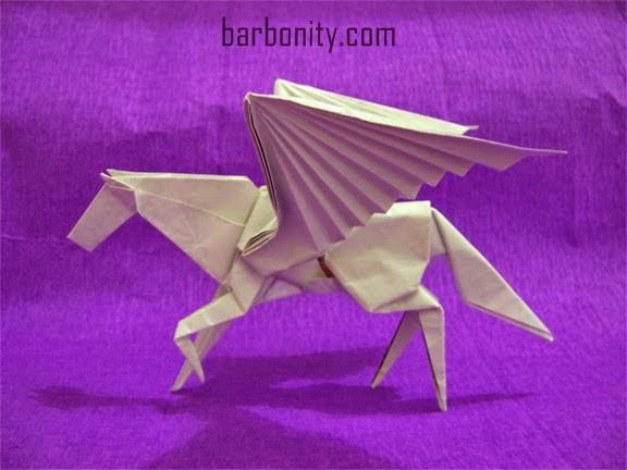 Оригами гейм джулия 2017