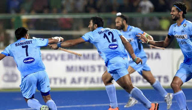 Hockey World League Final: Inspired India beat Great Britain 2-1, enter semis