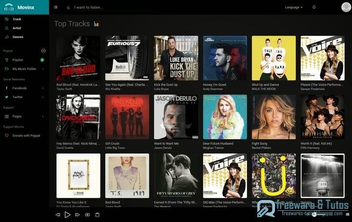 th me 58 10 sites pour couter la musique en ligne et. Black Bedroom Furniture Sets. Home Design Ideas