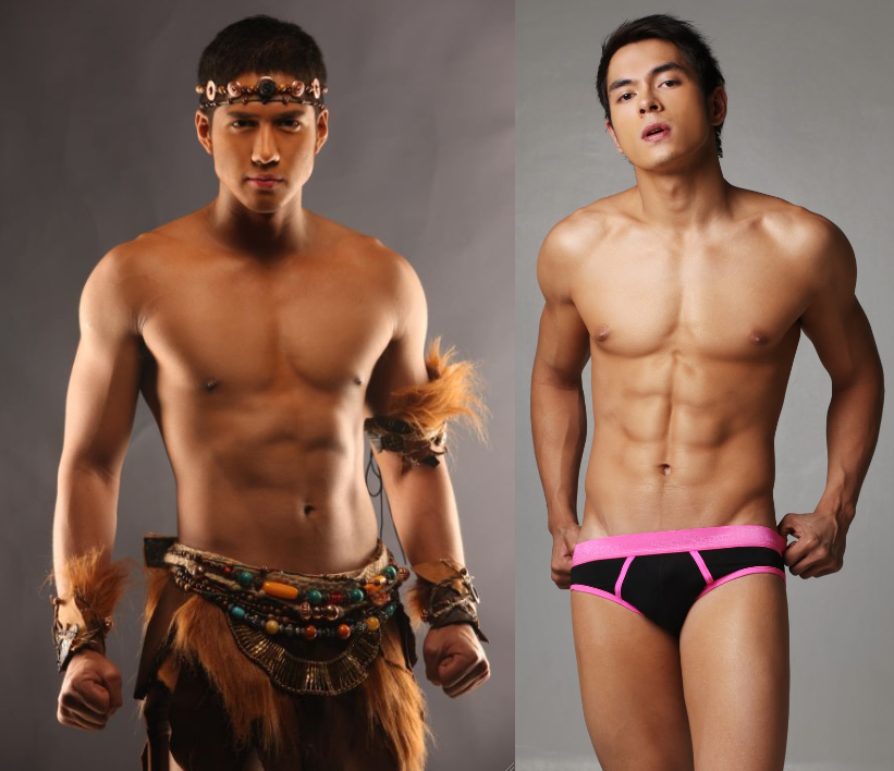 Filipino Men In Underwear | Male Models Picture