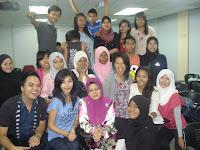Kehidupan di UiTM Melaka 2011/1