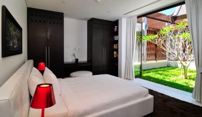 Fotos de dormitorios modernos peque os dormitorios for Decorar habitacion matrimonio moderna