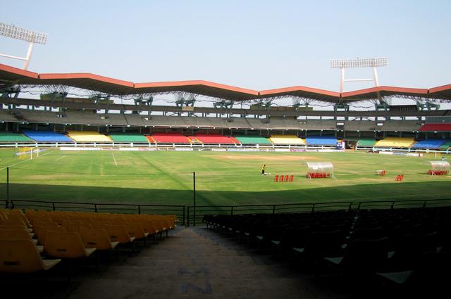 Jawaharlal Nehru Stadium Pune Jawaharlal Nehru Stadium in