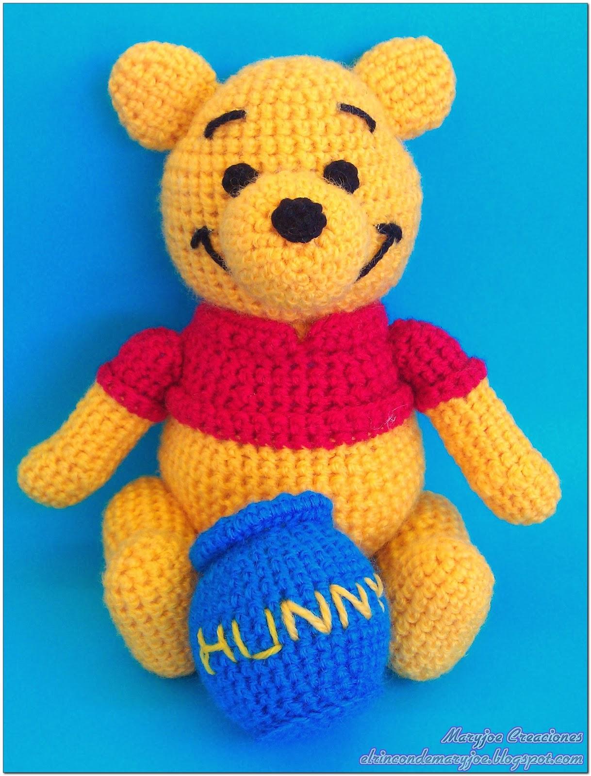 El Rincón de Maryjoe: Winnie the Pooh