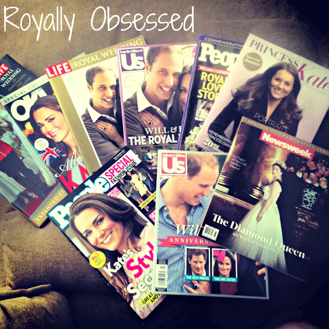 Royally Obsessed!