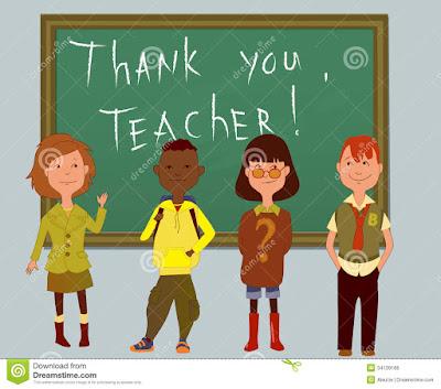 Terima kasih guruku