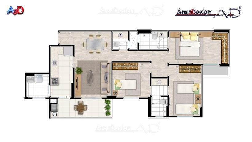 Inmobiliarias Salamanca A3D Arq3Design