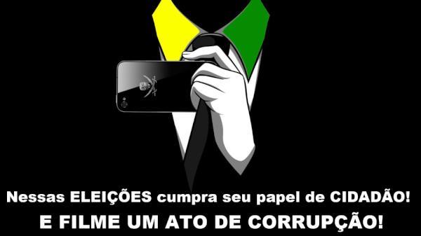 #OpEleições AnonOps!